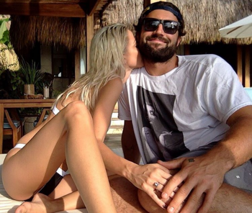 Brody Jenner engaged