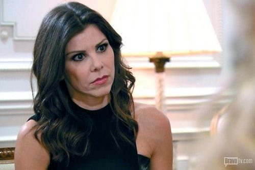 Heather Dubrow Is Not Impressed