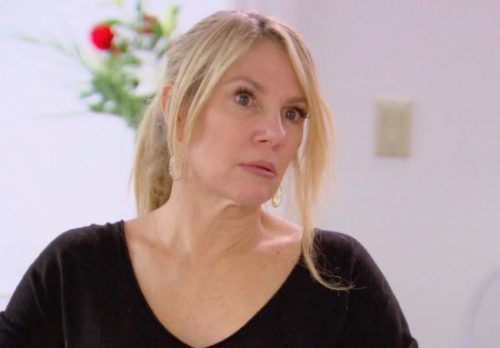Ramona Singer Says She Does Not Kick Puppies! Admits She Had A Mole Removed, Not A Hickey