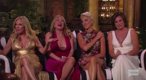 The Real Housewives Of New York Recap: Reunion, Part One