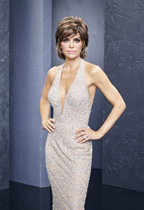 Lisa Rinna Embraces Her New Role Of 'Momager' To Model Daughters