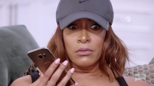 Sheree Whitfield gets dirt from Tyrone