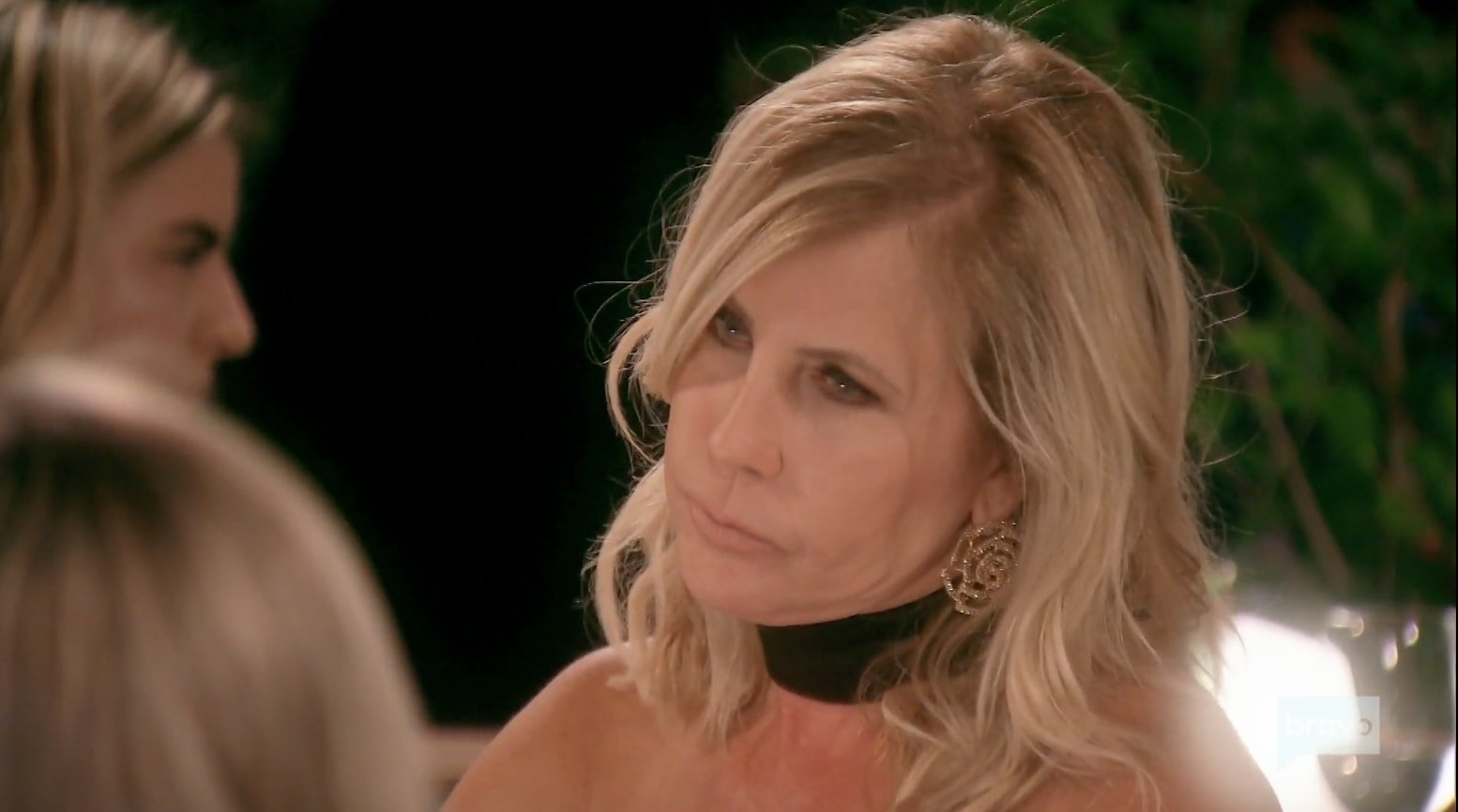 Vicki Gunvalson Accuses Steve Lodge Of Cheating On Her; Steve Says They Broke Up Last December And Vicki Wouldn't Accept It