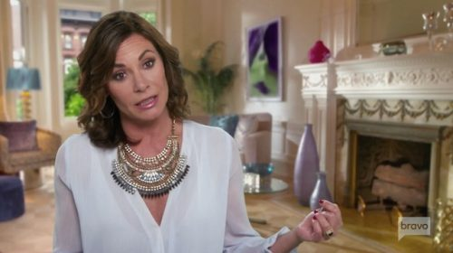 Luann de Lesseps - Real Housewives Of New York RHONY