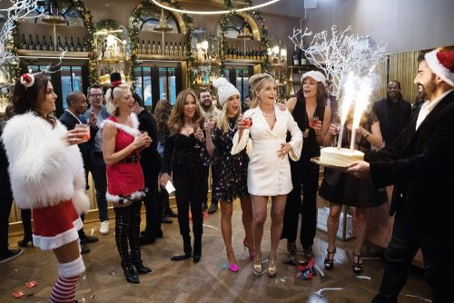 Real Housewives Of New York Season 11 Finale