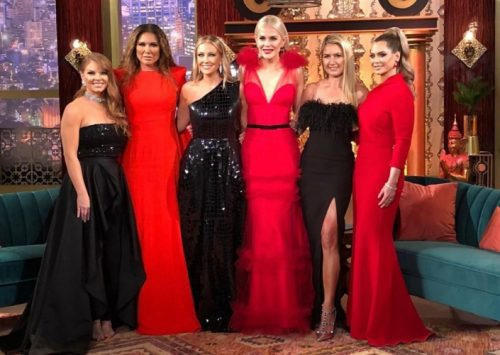 Real Housewives of Dallas reunion RHOD reunion