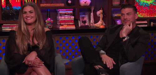 Brittany Cartwright Jax Taylor Watch What Happens Live