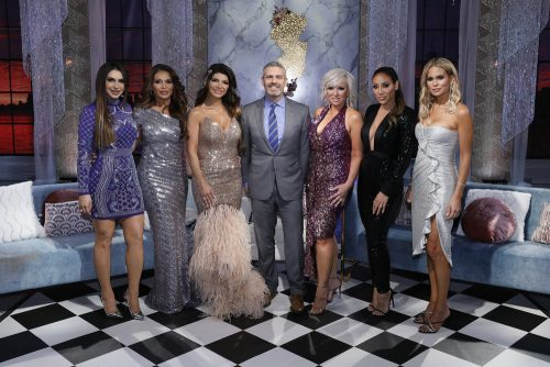 Real Housewives of New Jersey reunion