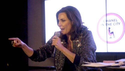 Real Housewives Of New York Luann de Lesseps