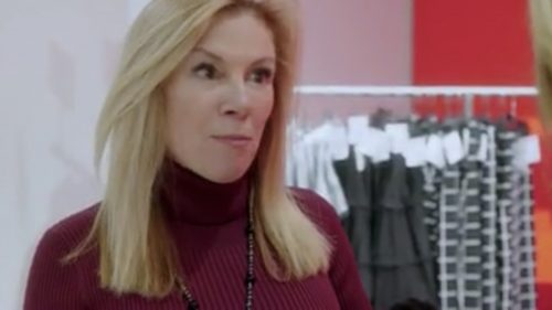 DO NOT USE THIS IN AN ARTICLE Ramona Singer Real Housewives Of New York