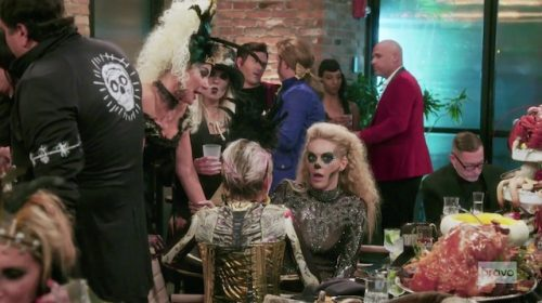 Real Housewives Of New York Halloween