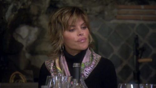 Lisa Rinna Real Housewives Of Beverly Hills