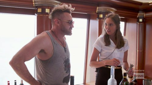 Izzy Wouters Below Deck Charley