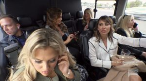 Real Housewives Of Orange County vow renewal bus