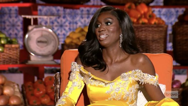 Wendy Osefo Real Housewives Of Potomac