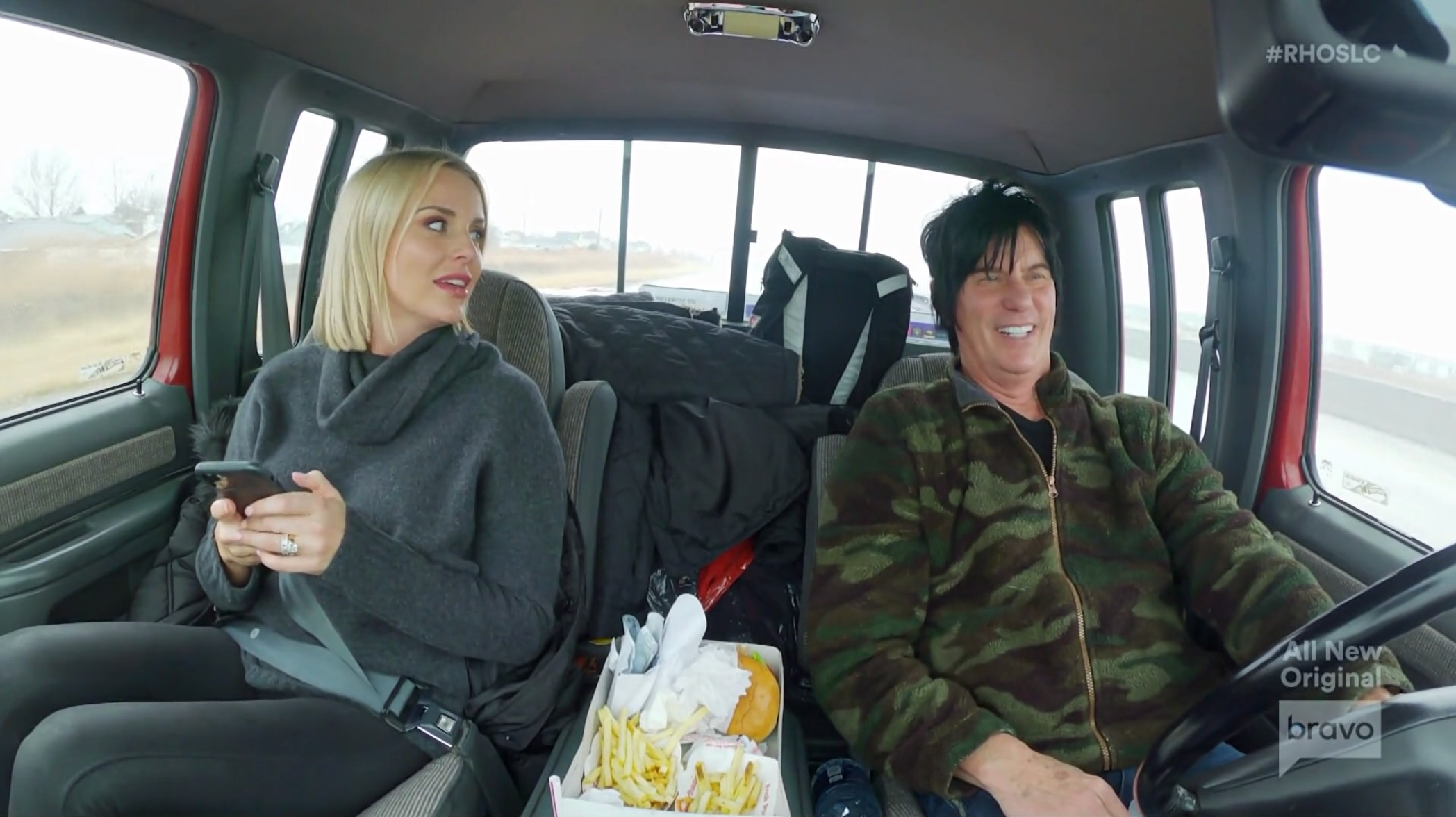 Real Housewives of Salt Lake City Whitney Rose dad