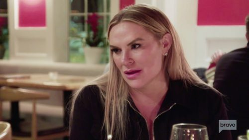 Real Housewives of Salt Lake City Heather Gay