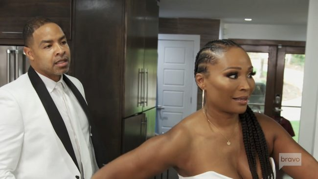 Mike Hill Cynthia Bailey Real Housewives Of Atlanta
