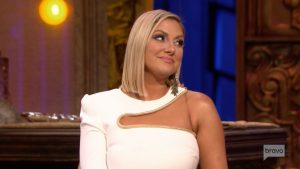 Real Housewives of Orange County reunion Gina Kirschenheiter