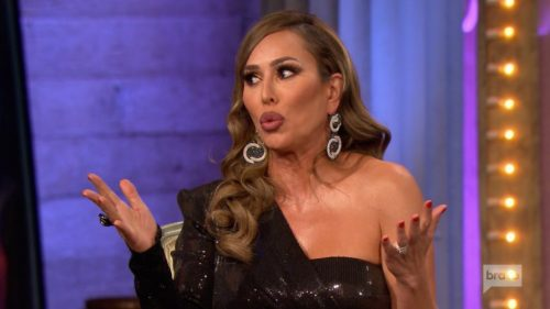 Real Housewives of Orange County reunion Kelly Dodd