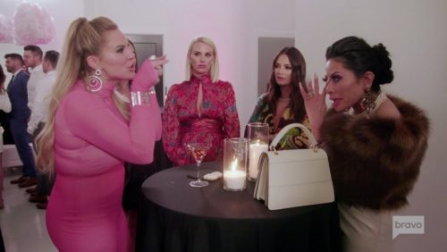 Real Housewives of Salt Lake City finale Heather Gay Jen Shah