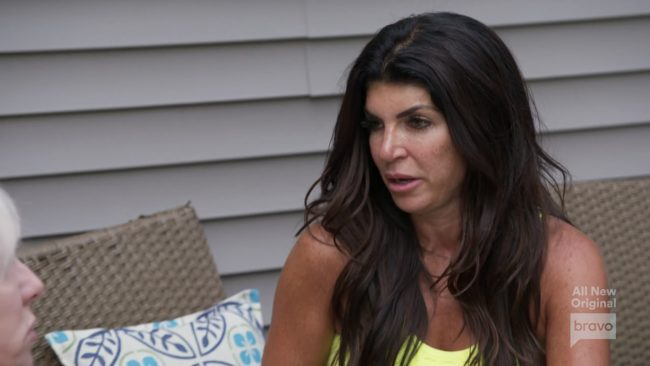 Tereasa Giudice Real Housewives Of New Jersey