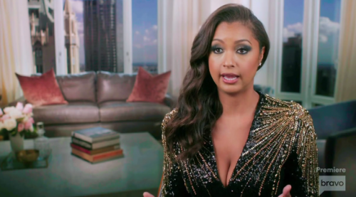 Eboni Williams Real Housewives Of New York