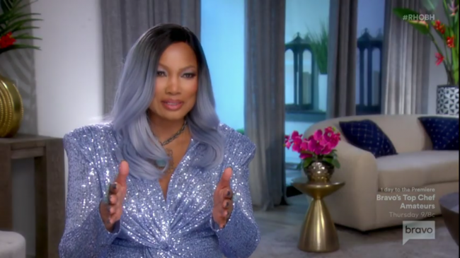 Garcelle Beauvais Real Housewives Of Beverly Hills