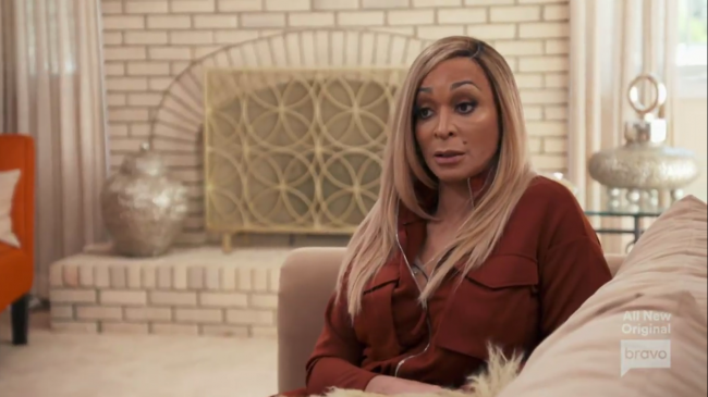 Real Housewives Of Potomac Recap: What Happens When A Professor And A Stripper Walk Into A Spa?